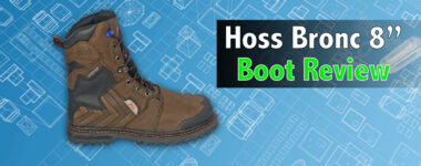 Hoss Bronc 8 Boot Review