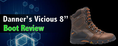 Danner Vicious 8 400g Boot Review